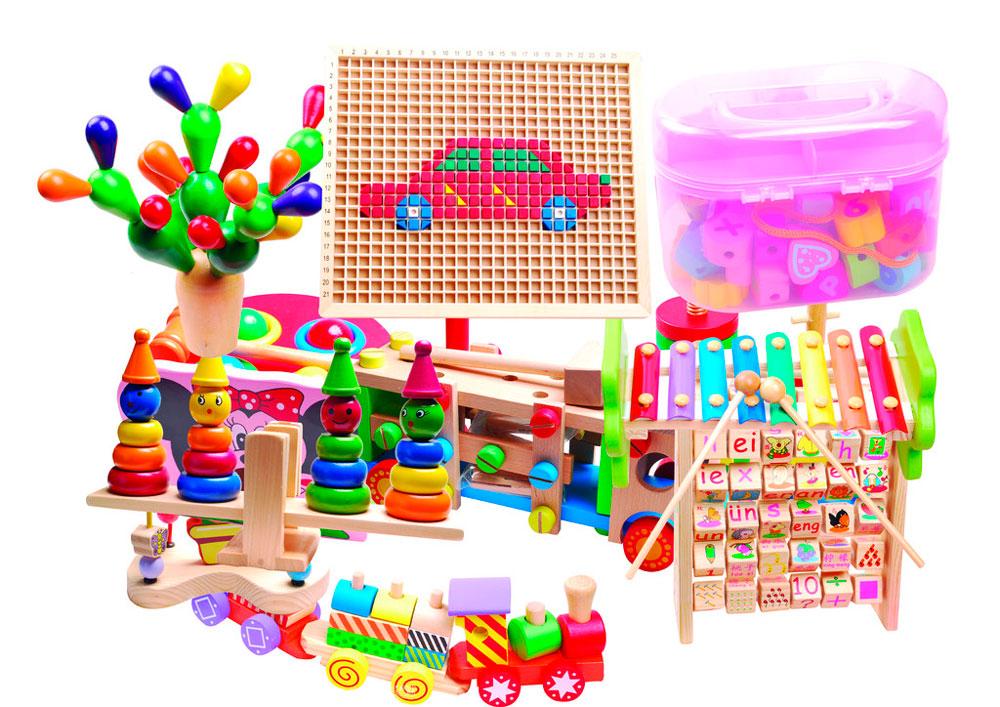 Детские игрушки оптом из Китая